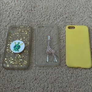 three iphone 7 cases